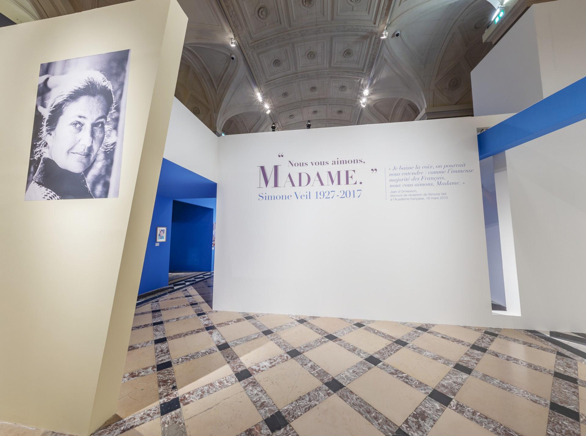 Exposition Simone Veil
