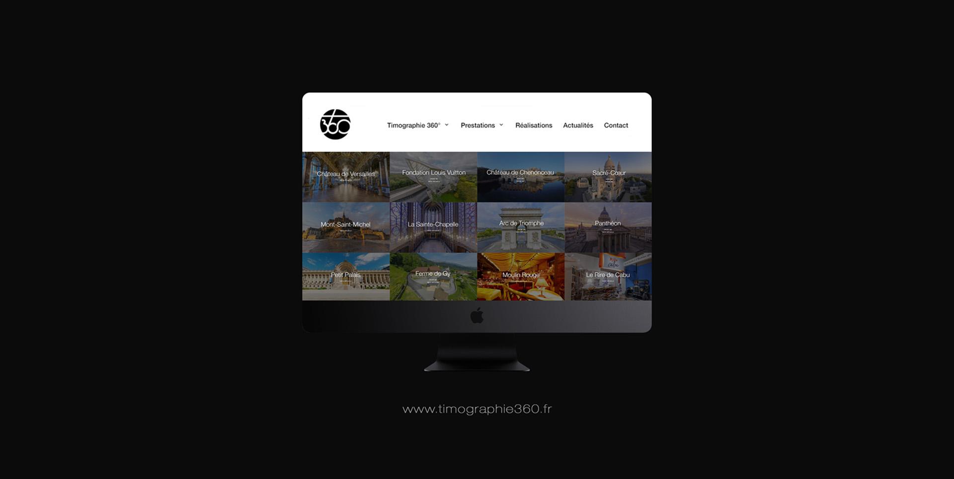 Mise en ligne nouveau site internet